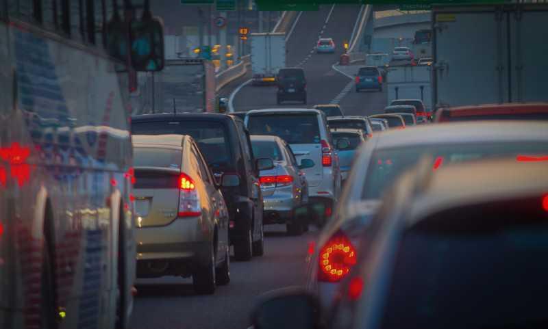 高速道路での渋滞時間を楽しく過ごせる方法