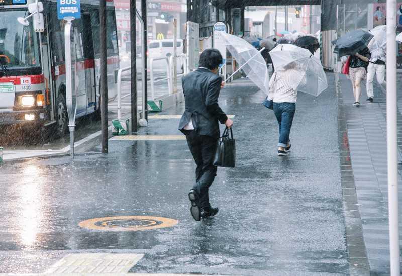 梅雨入りと梅雨明けを徹底予想!去年と比較してみよう!