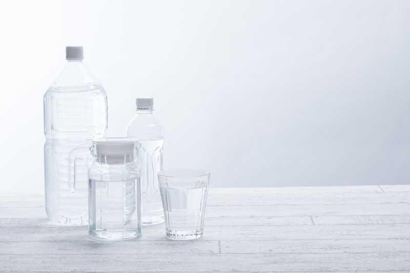 熱中症対策の1つ:飲み物は常に2本常備しておこう