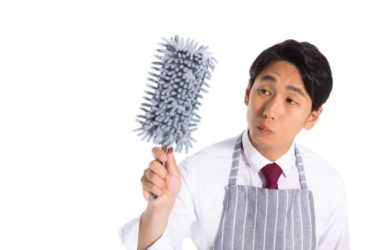 掃除=やる気!?汚い部屋を片付ける方法