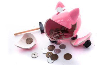 金遣い荒い人こそよく貯まる!?小銭貯金